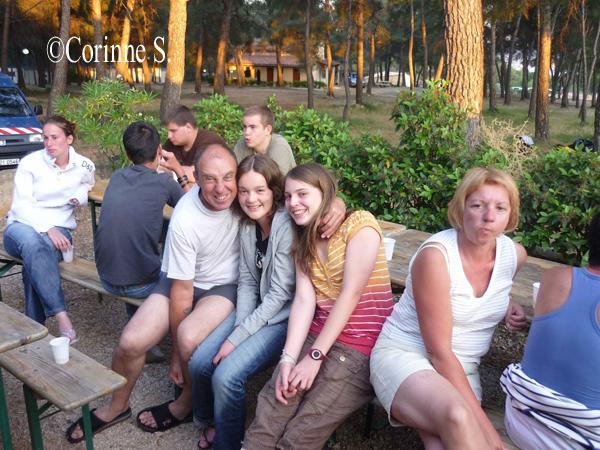 Nanard et les filles